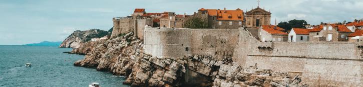kasteel kroatie